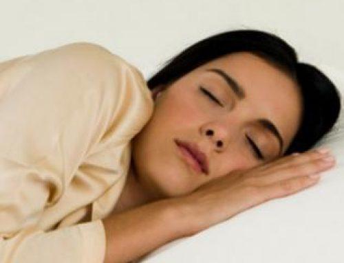 Sleep twitching