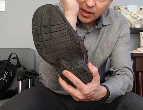 Shoe wear…what is normal?