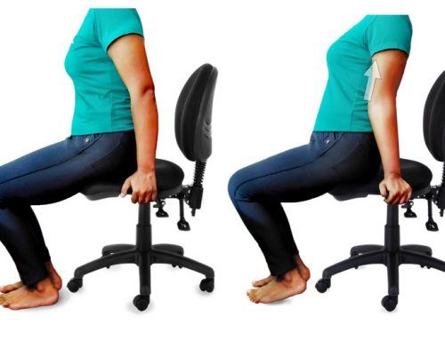 Dynamic Sitting Exercise for LBP and General Spinal Health