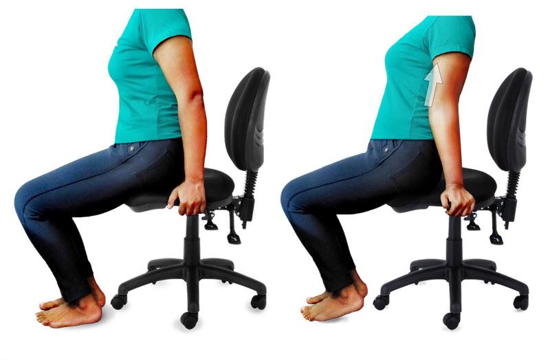 Dynamic Sitting Exercise